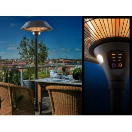 INCALZITOR ELECTRIC DE EXTERIOR OUTDOOR HEATER 748631 - DESIGN MODERN - SCHULLER