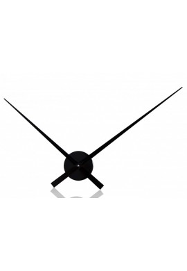 CEAS DECORATIV DE PERETE LITTLE BIG TIME NEGRU 16178 STIL MODERN