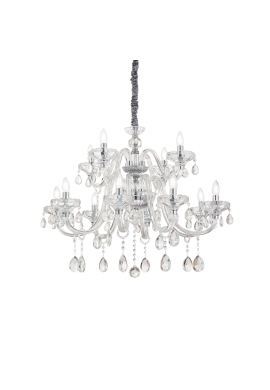 CANDELABRU CONTINENTAL SP12 STIL CLASIC IDEAL LUX