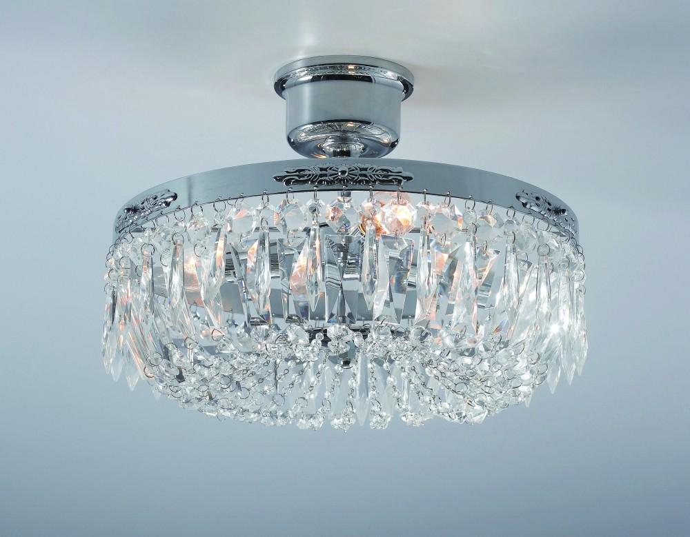 Plafoniere Moderne Cu Led : Plafoniere moderne cristal lustre