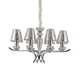 CANDELABRU DESIGN MODERN EVENT SP8 CROM