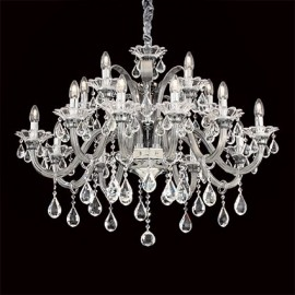 CANDELABRU DESIGN CLASIC COLOSSAL SP15 TRASPARENT