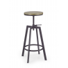 SCAUN DE BAR H-64 METAL