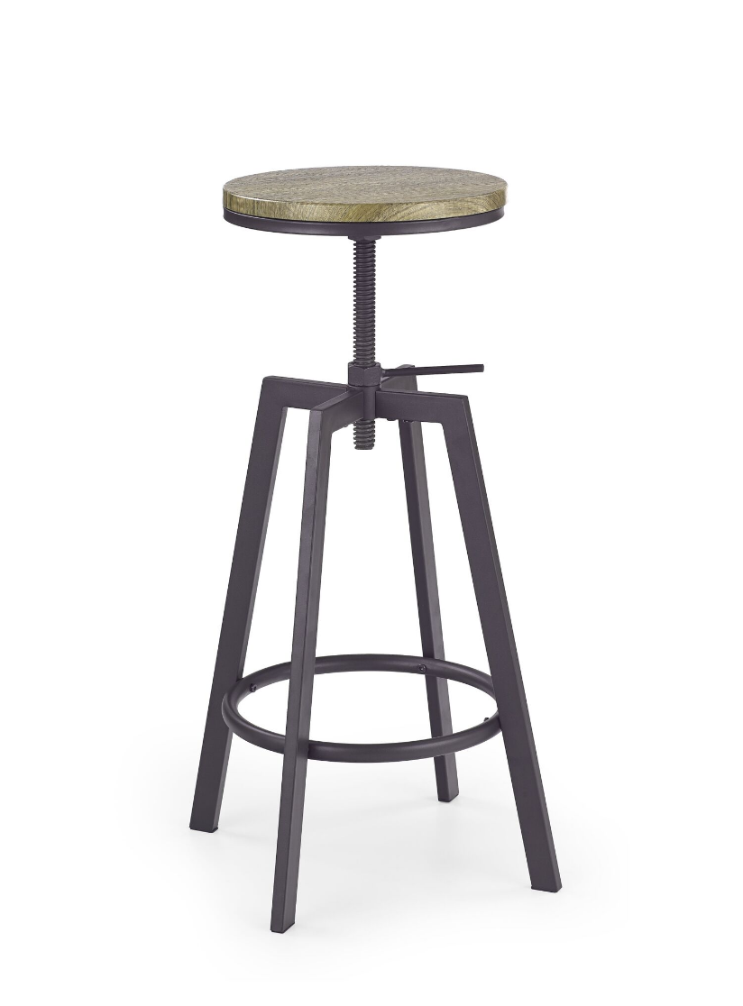 SCAUN DE BAR H-64 - METAL