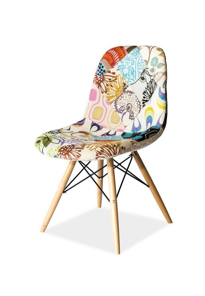 Scaun pascal scaune ieftine scaune moderne ieftine for Design patchwork stuhl ibiza