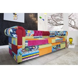 CANAPEA - CHESTERFIELD PATCHWORK 35018