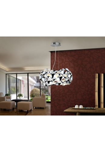 LUSTRA CU LED NARISA 266172 - DESIGN MODERN - SCHULLER