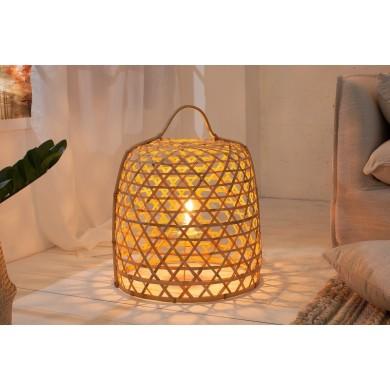 LAMPA DE PODEA DESIGN NORDIC - BAMBOO - 38165