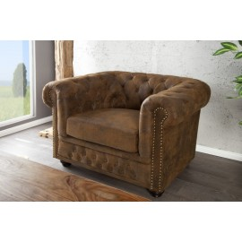 FOTOLIU STIL ENGLEZESC MARO ANTIC CHESTERFIELD 17383 - DESIGN CLASIC
