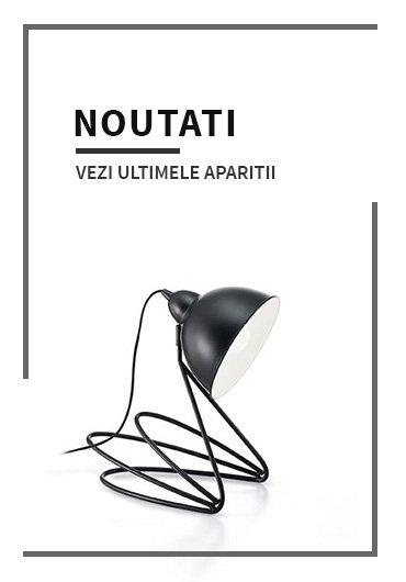 Cele mai noi produse din magazinul online Lustre de Lux