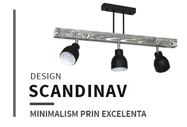 Corpuri de iluminat cu design scandinav